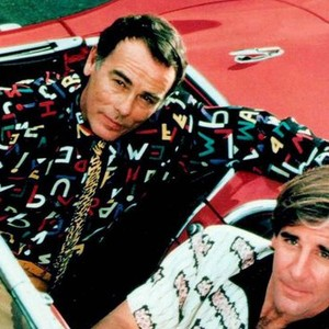 Dean Stockwell (left) and Scott Bakula