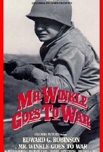 Mr. Winkle Goes to War