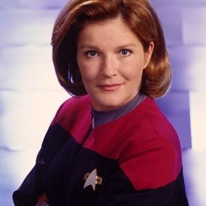 Kate Mulgrew as Capt. Kathryn Janeway