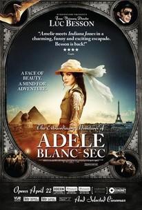 Les aventures extraordinaires d'Adèle Blanc-Sec (The Extraordinary Adventures of Adèle Blanc-Sec)