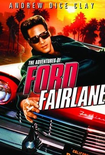 The Adventures Of Ford Fairlane 1990 Rotten Tomatoes