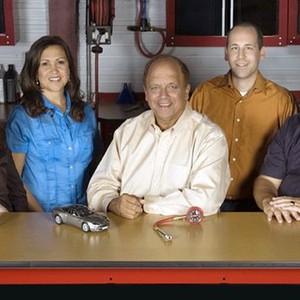 Yolanda Vazquez, John Davis, Steven Chupnick and Pat Goss (from left)