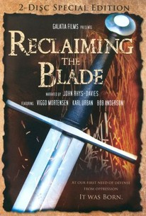 Reclaiming the Blade