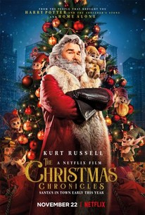 Christmas Presence Movie.The Christmas Chronicles 2018 Rotten Tomatoes