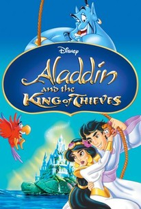 Aladdin And The King Of Thieves 1996 Rotten Tomatoes