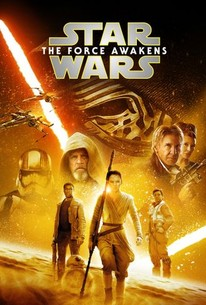 Star Wars Episode Vii The Force Awakens 2015 Rotten Tomatoes