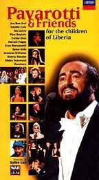 Pavarotti and Friends - For The Children Of Liberia