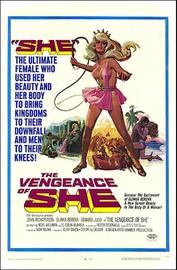 The Vengeance of She (Ayesha, Daughter of She) (Ayesha, the Return of She)