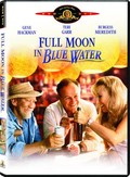 Full Moon in Blue Water