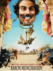The Adventures of Baron Munchausen (1989)