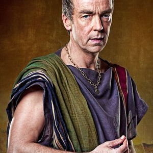 John Hannah as Batiatus