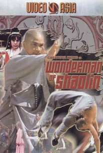 Wonder Man of the Shaolin