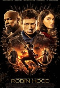 Robin Hood (2018) - Rotten Tomatoes