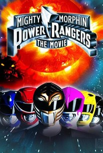 Mighty Morphin Power Rangers: The Movie (1995) - Rotten Tomatoes