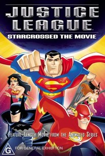 Justice League: Starcrossed the Movie