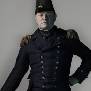Jared Harris as Captain Francis Crozier
