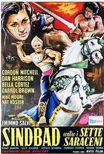 Ali Baba and the Seven Saracens (Sindbad contro i sette saraceni) (Hawk of Bagdad)
