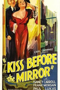 The Kiss Before the Mirror