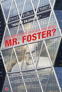 How Much Does Your Building Weigh, Mr. Foster?