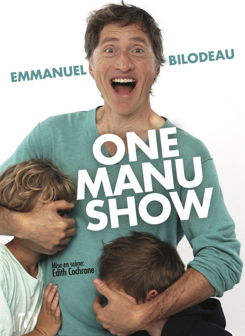 Emmanuel Bilodeau: One Manu Show