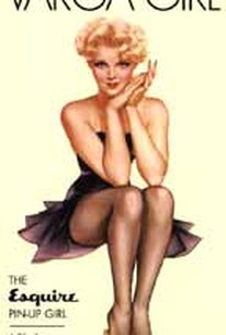 Varga Girl - The Esquire Pin-Up Girl