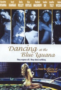 Dancing at the Blue Iguana