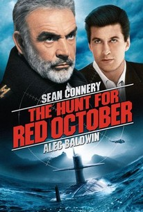 The Hunt For Red October 1990 Rotten Tomatoes