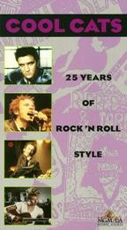 Cool Cats - 25 Years Of Rock 'N' Roll Style
