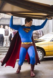 Look Up in the Sky: The Amazing Story of Superman