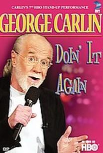 George Carlin - Doin' It Again
