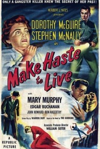Make Haste to Live
