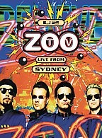 U2 - Zoo TV Live From Sydney