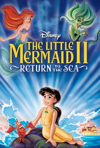 the little mermaid 2 return to the sea 2000 rotten tomatoes