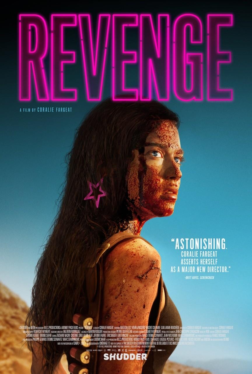 Revenge 2017 Rotten Tomatoes