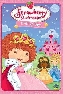 Strawberry Shortcake:Dress Up Days