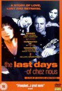 The Last Days of Chez Nous