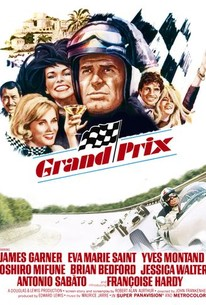 Poster for Grand Prix (1966)