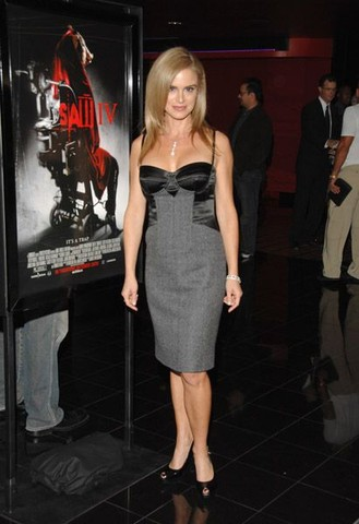 """Saw IV"" Los Angeles Premiere - Red Carpet and After Party"
