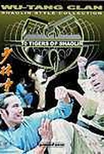 10 Tigers of Shaolin
