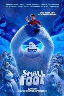 Smallfoot (2018) - Rotten Tomatoes