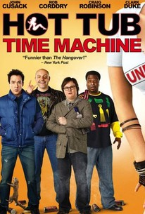 Hot Tub Time Machine 2010 Rotten Tomatoes