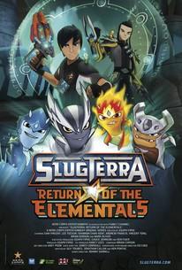 Slugterra: Return Of The Elementals