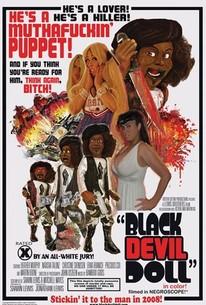 Black Devil Doll
