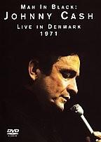 Johnny Cash - Man In Black: Live in Denmark 1971