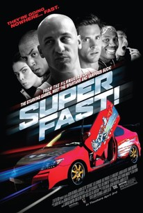 Poster for Superfast! (2015)