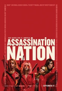 Assassination Nation 2018 Rotten Tomatoes