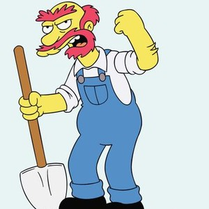Groundskeeper Willie is voiced by Dan Castellaneta