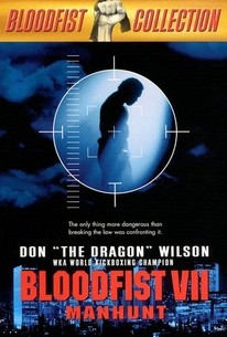 Bloodfist VII: Manhunt