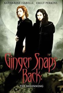 Ginger Snaps Back - The Beginning