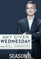 Any Given Wednesday With Bill Simmons: Season 1